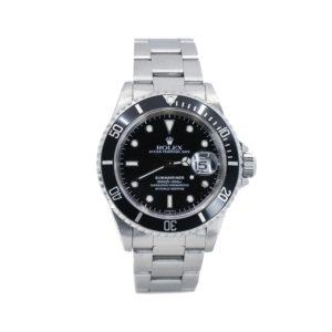 Achat Montre d'occasion Rolex Submariner 16610