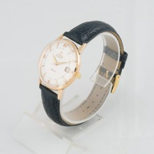 Montre vintage Omega Classique or